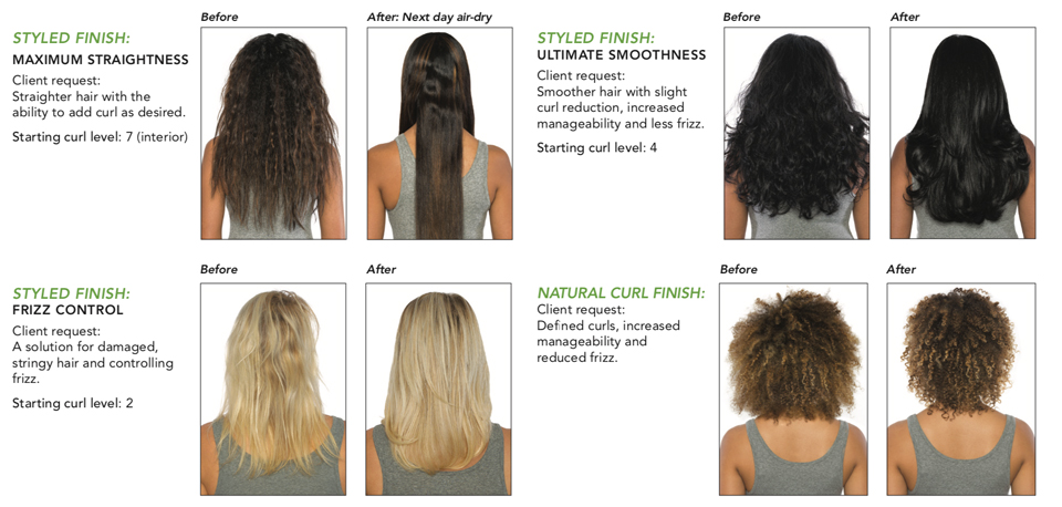 keratin complex personalized blow out hair smoothing mississauga